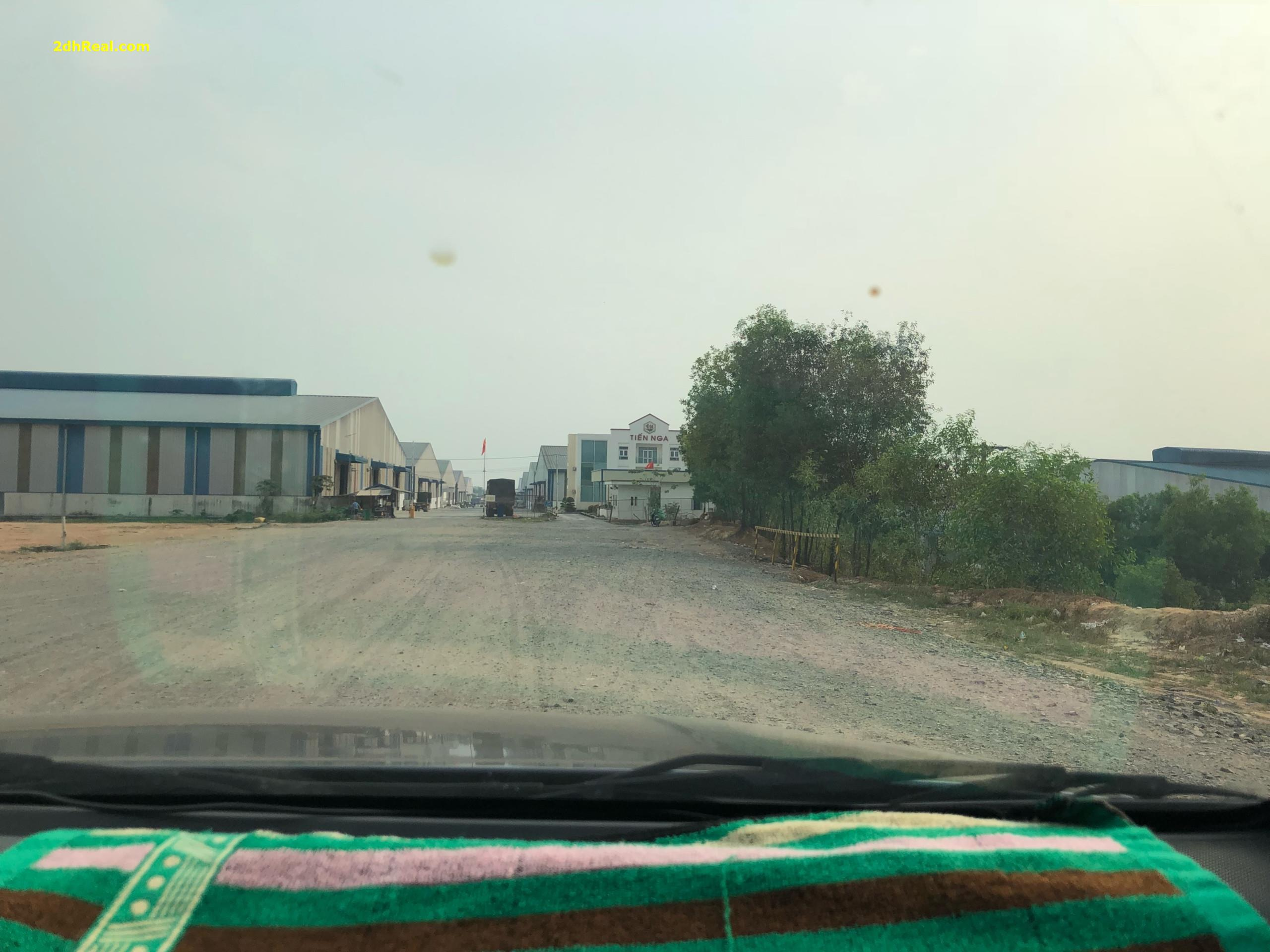 Cho thuê kho xưởng khu công nghiệp Biên Hòa, Đồng Nai, 20 hecta, giá 2usd/m2