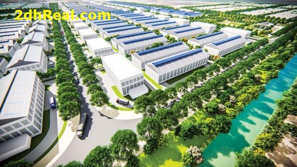 Tìm nguồn đầu tư tài chính dài hạn dự án Cụm Công Nghiệp Tam An 50,9ha, Long Thành, Đồng Nai
