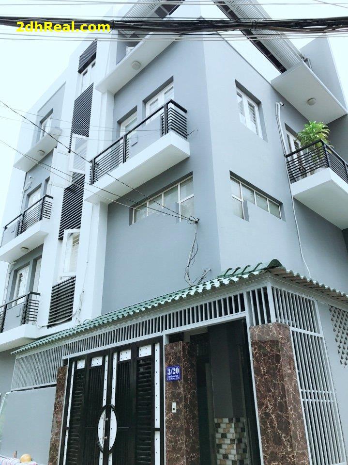 Bán Cao ốc văn phòng 2 mặt tiền số 36 Phan Đăng Lưu, Quận Bình Thạnh : 539m2