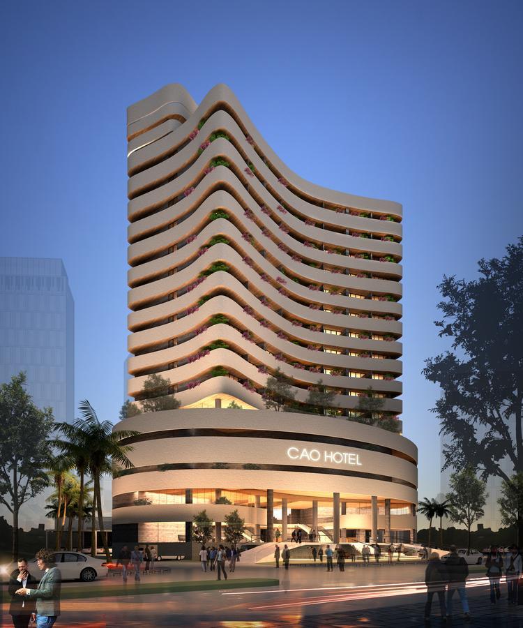 Bán Gấp Khách sạn 4 sao CAO Hotel , Thùy Vân, bãi sau Vũng Tàu.