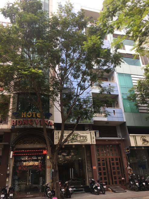 Khách Sạn 151 Calmete, phường Nguyễn Thái Bình. Quận 1.