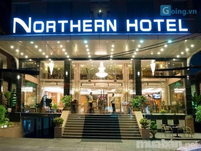 Bán Northean Hotel 11A-11B Thi Sách, phường Bến Nghé, Quận 1 ,TP.HCM Gía:  39  triệu USD