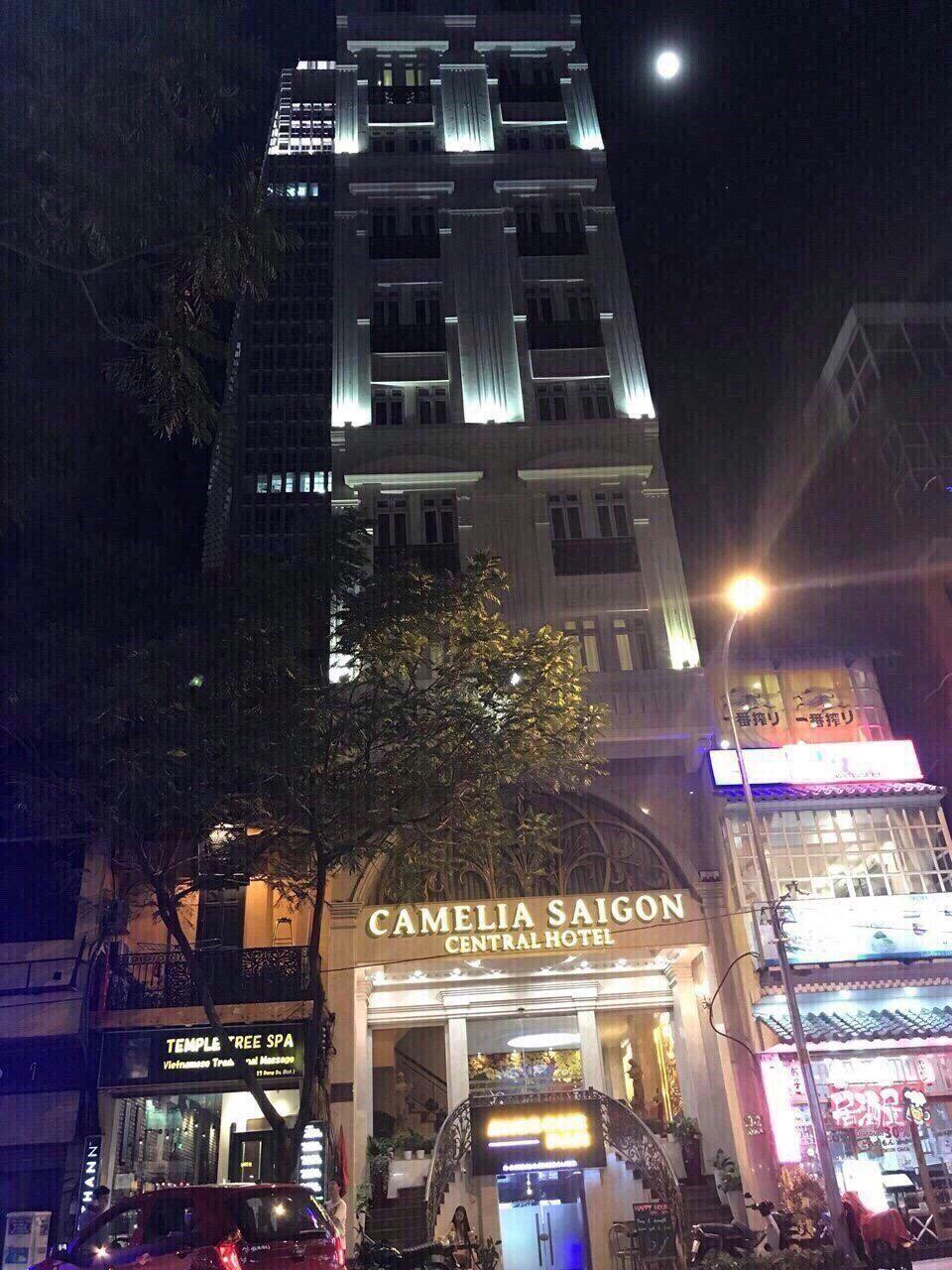 Bán Gấp Khách Sạn Camelia, Quận 1 ,TP.HCM