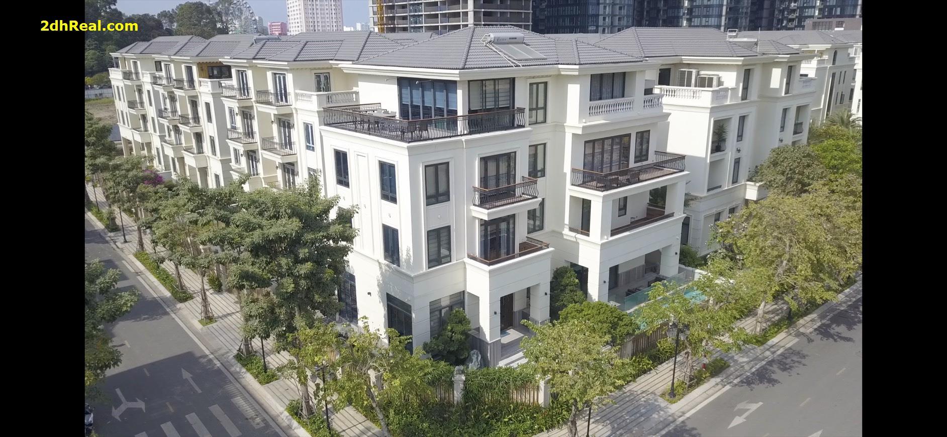 Bán Villa Thượng Lưu Giữa Trung Tâm Thành Phố