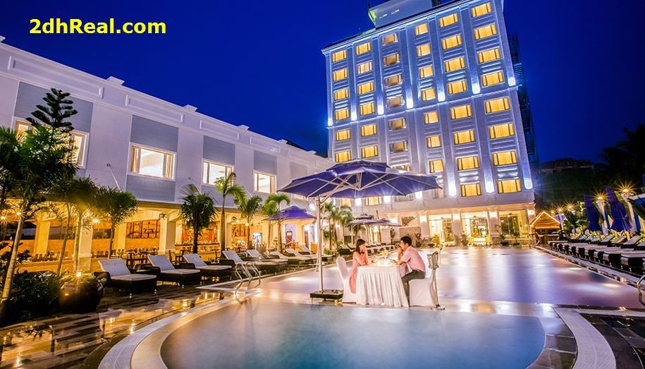Bán khách sạn 145 Lê Thị Riêng, Phường Bến Thành, Quận 1, HCM