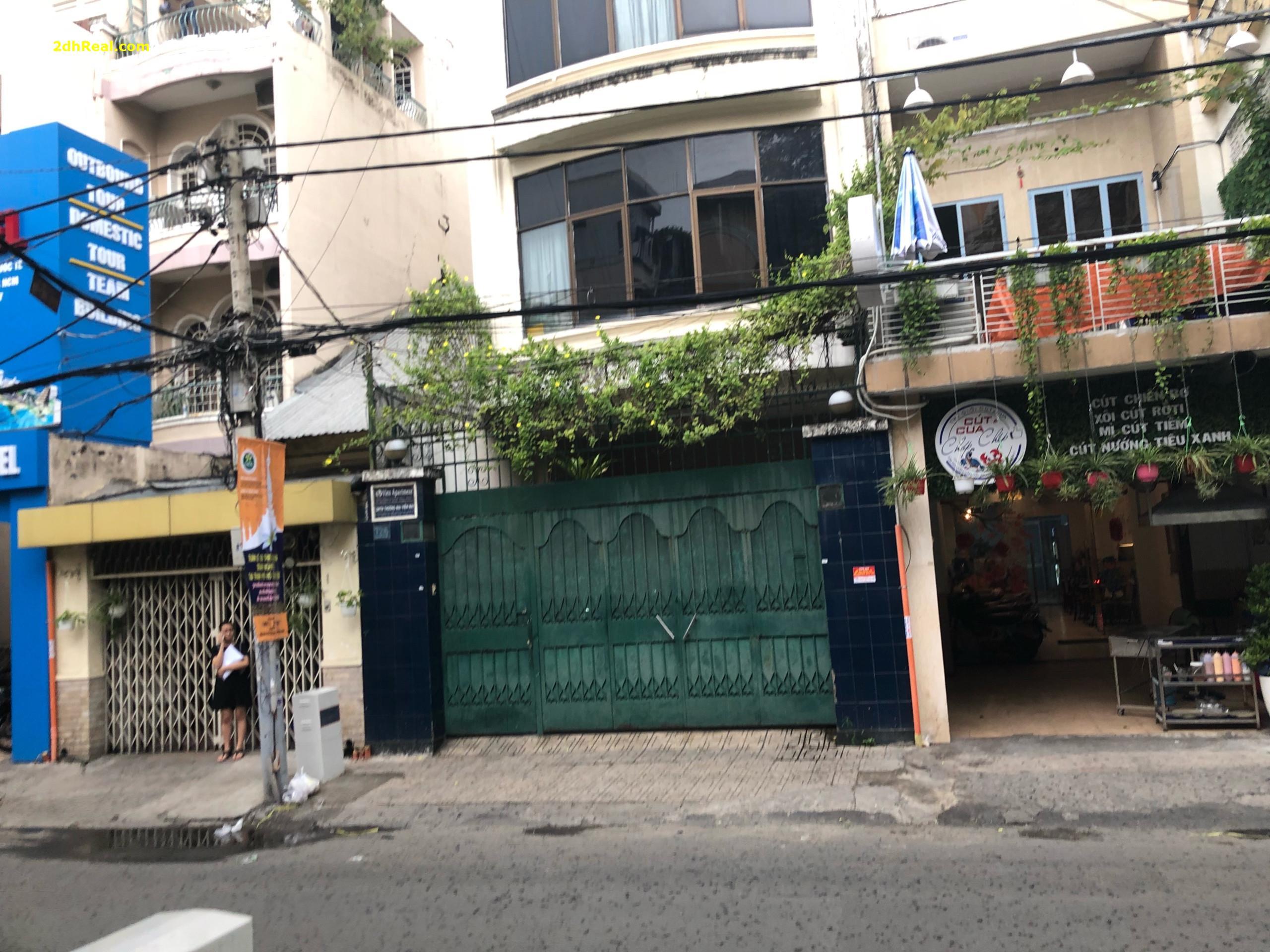 Cho thuê nhà đường Đồng Khởi quận 1 giá 25 nghìn đô