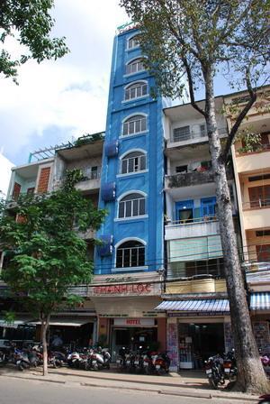 Bán Khách Sạn Thành Lộc, số 53 Huỳnh Thúc Kháng ,Phường bến nghé ,Quận 1 Giá : 85 tỷ