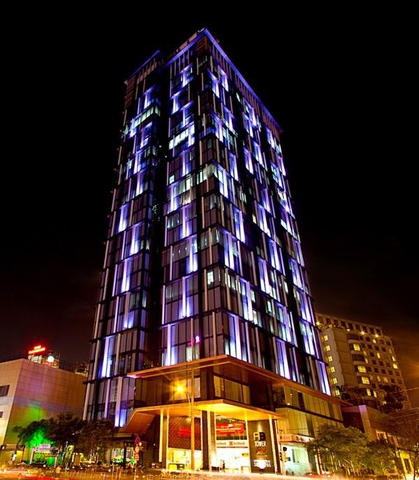 Bán Cao Ốc Văn Phòng, Đường Nguyễn Thị Minh Khai , Quận 1 ,TP.HCM Giá : 128 tỷ