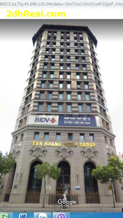 Bán Cao Ốc 290 Nam Kỳ Khởi Nghĩa, Phường 8, Quận 3 ,TP. HCM