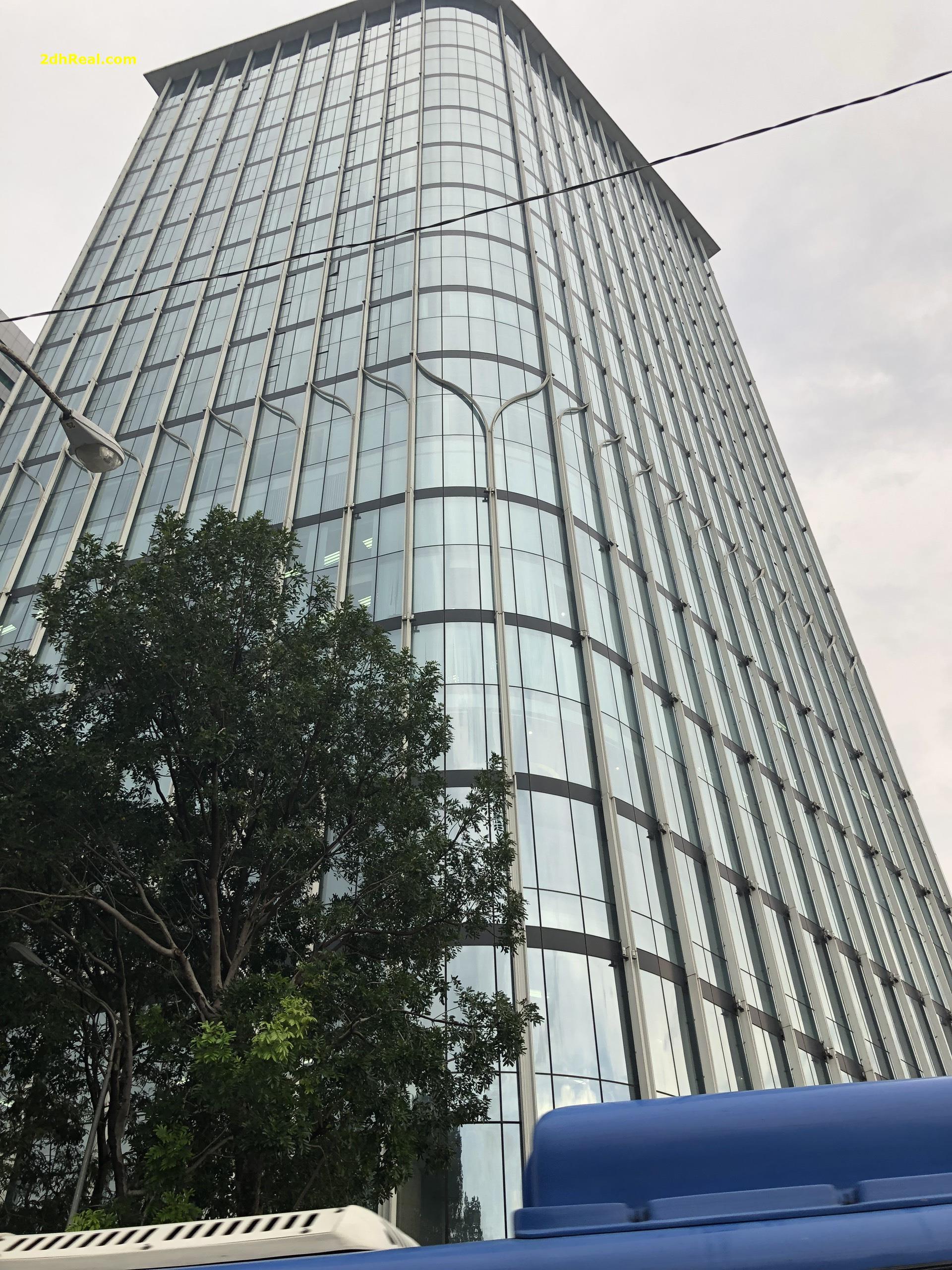 Bán tòa nhà  Nam kỳ khởi nghĩa, phường 7, quận 3, 1.740m2