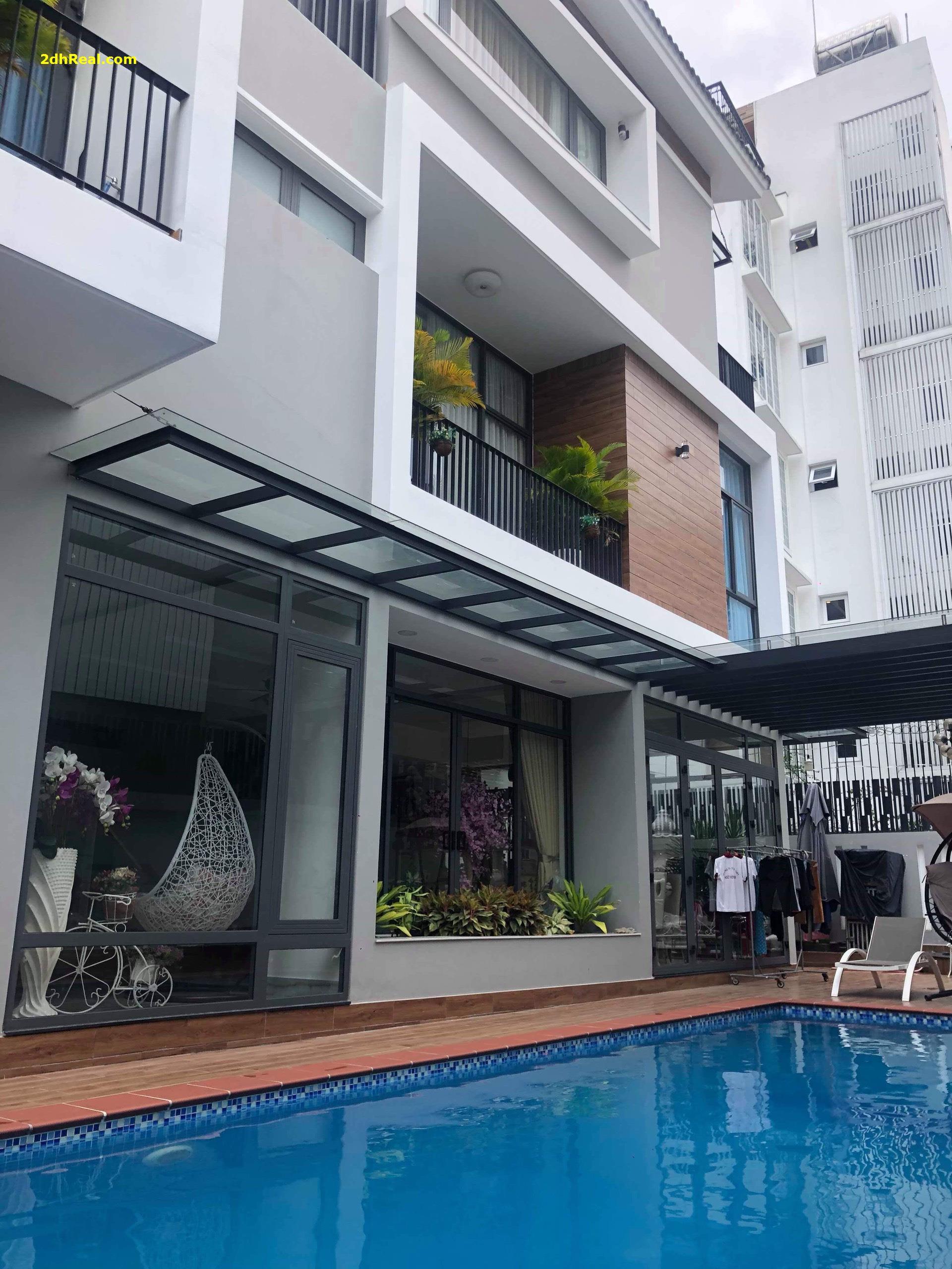 Bán Villa Theo Phong Cách Châu Âu Xuân Thủy, Phường Thảo Điền , Quận 2