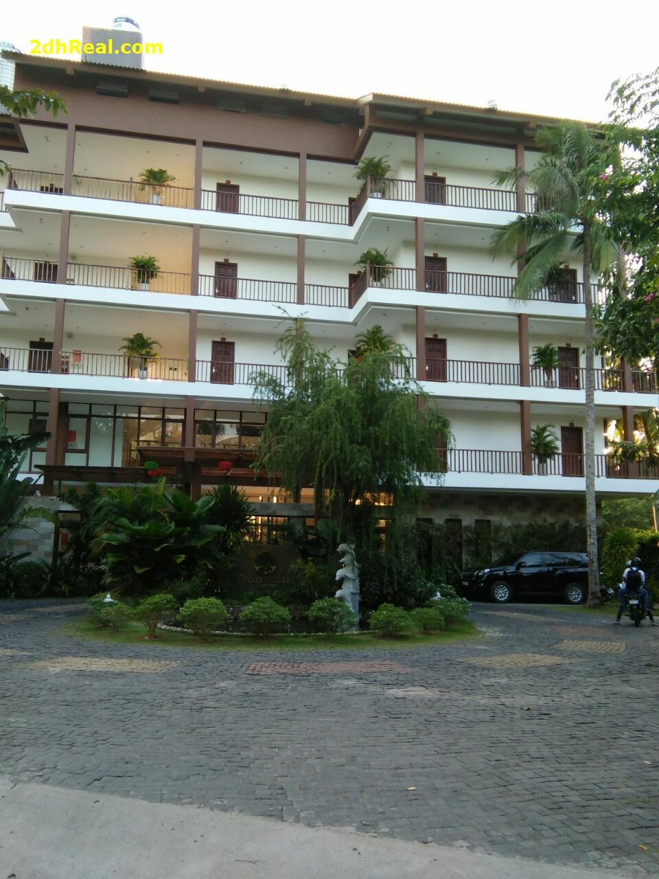 Bán Resort 5 sao thị trấn Dương Đông, Phú Quốc, 30 triệu USD