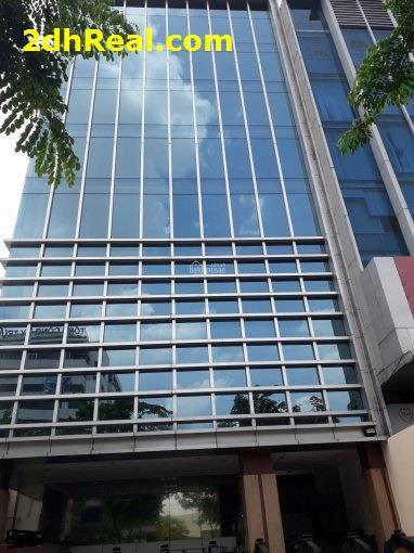 Cho thuê tòa nhà 89 Phan Đình Phùng, phường 17 quận Phú Nhuận