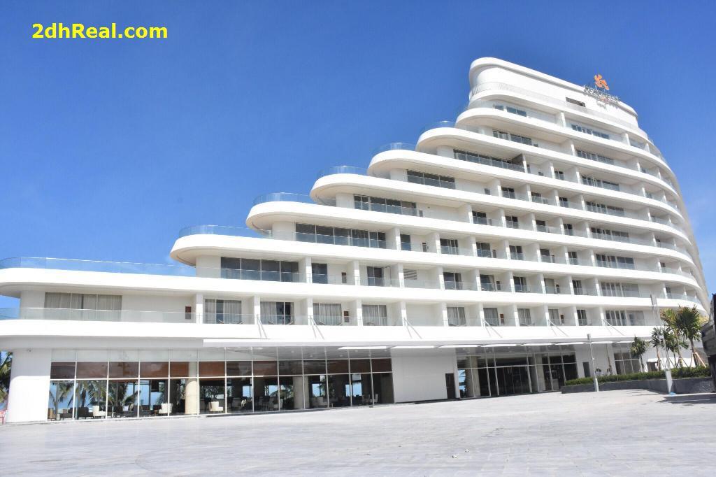 Bán Nhà Mặt Tiền 125A Trần Quốc Thảo, phường 7, quận 3.