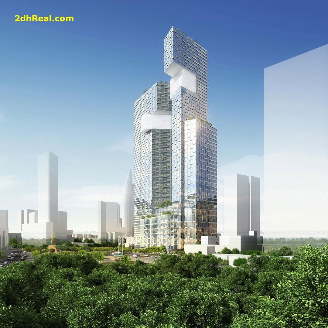 Bán dự án cao ốc văn phòng 10 tầng, Cao Thắng, phường 3, quận 3.