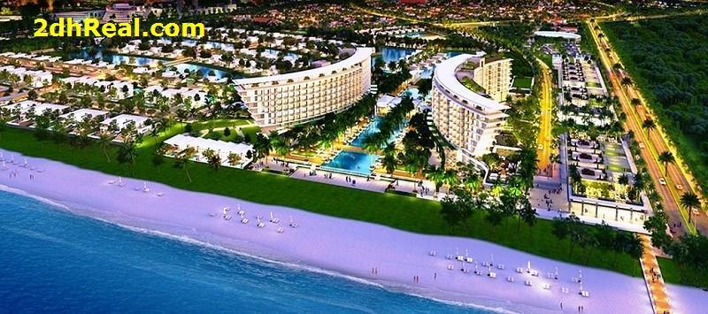 Chuyển nhượng dự án 85 ha - Bãi Dài Phú Quốc