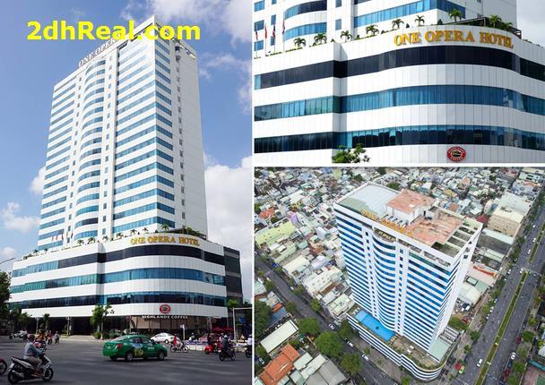 Bán khách sạn 5 sao 200 phòng số 115 Nguyễn Văn Linh, Phường Nam Dương, quận Hải Châu, Đà Nẵng