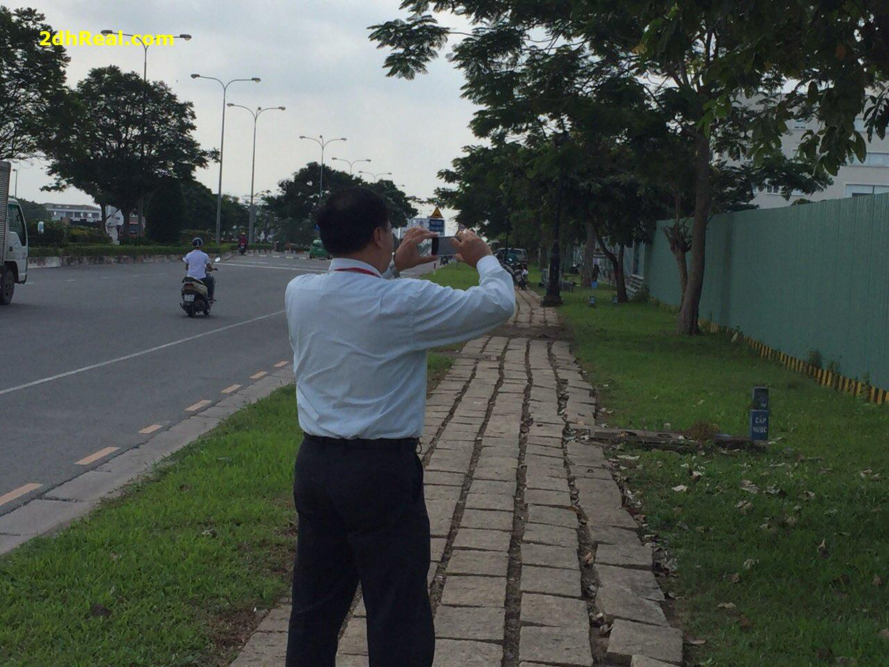 Bán 9200m2 đất 645 đường Nguyễn Oanh giá 414 tỷ