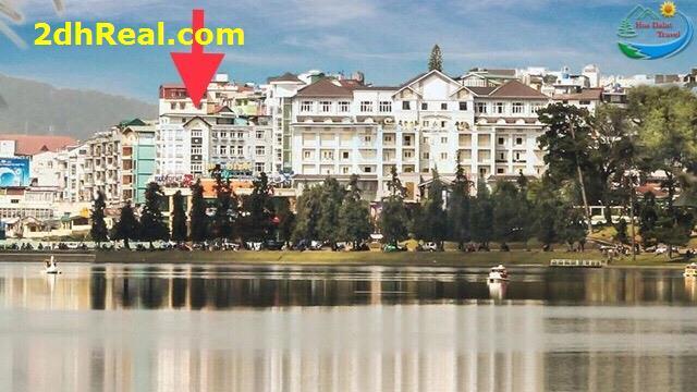 Bán khách sạn 3 sao tại số 44 – 46 Nguyễn Chí Thanh, phường 1, thành phố Đà Lạt, tỉnh Lâm Đồng