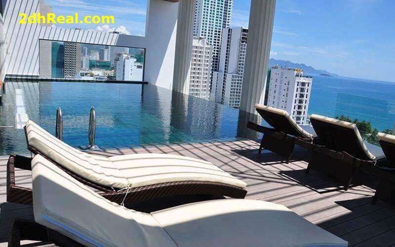 Bán khách sạn 4 sao 138 phòng tại số 30 Trần Quang Khải, phường Lộc Thọ, thành phố Nha Trang, tỉnh Khánh Hoà