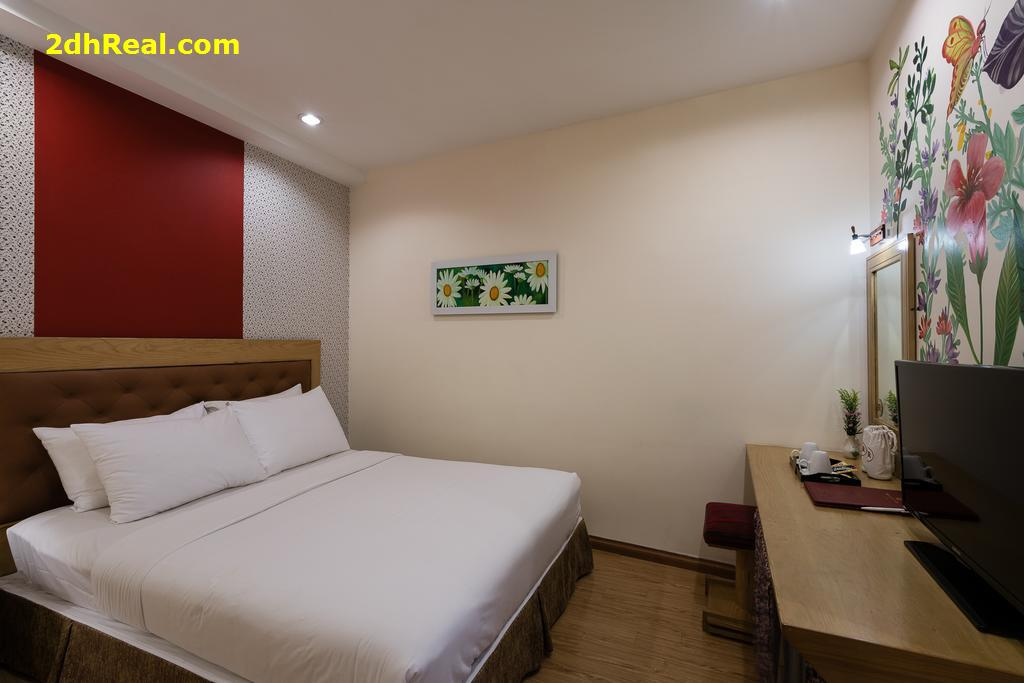 Cho thuê khách sạn 3 sao Mạc Thị Bưởi quận 1 tp HCM