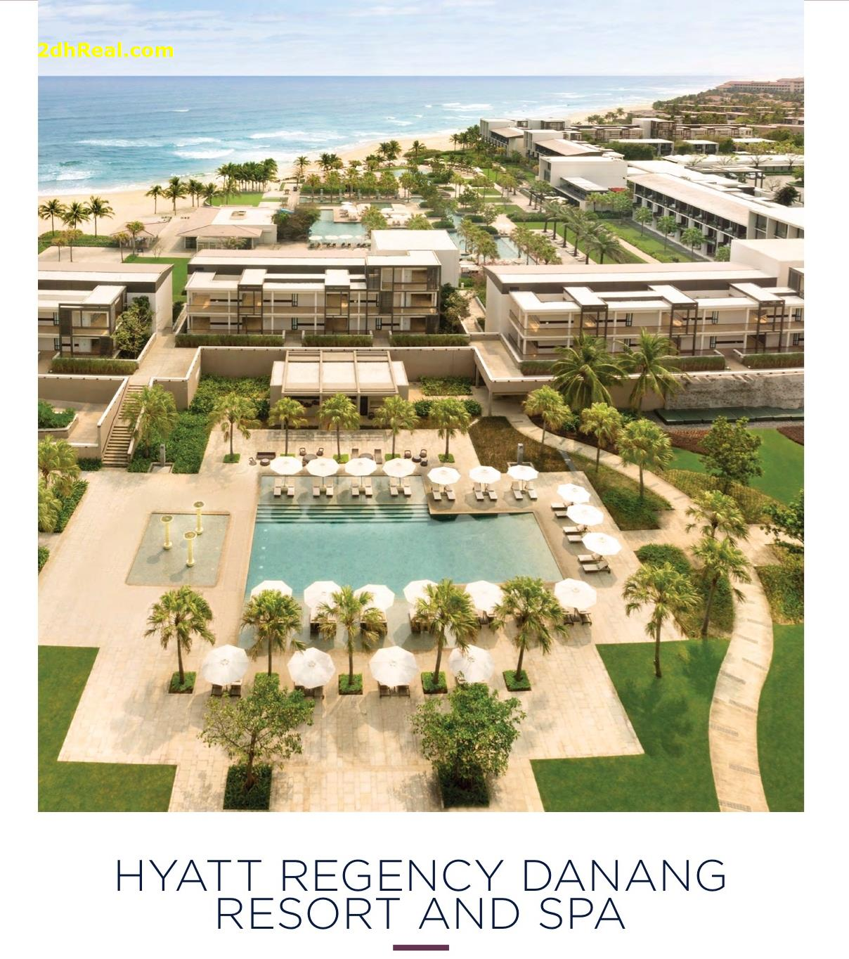 Bán Hyatt Regency Danang Residences tọa lạc tại thành phố Đà Nẵng