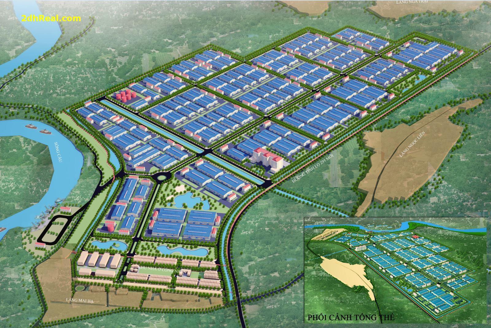 Tìm nguồn đầu tư tài chính dài hạn dự án KCN Đức Hòa III - Resco, Long An