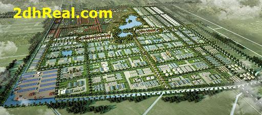 Tìm nguồn đầu tư tài chính dài hạn dự án KCN Đức Hòa III - Song Tân 301ha, Long An