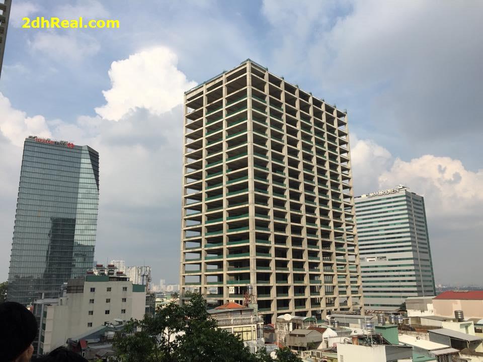 Bán cao ốc phức hợp số 15 Lê Thánh Tôn, Phường Bến Nghé, Quận 1, Tp.HCM