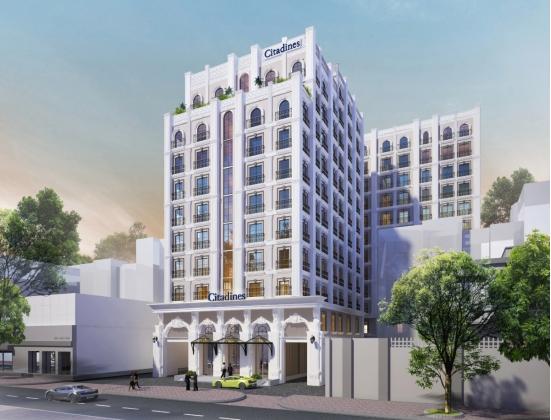 Bán Khách sạn số 20-22 đường Phạm Ngọc Thạch, P.6, Q.3, thành phố Hồ Chí Minh