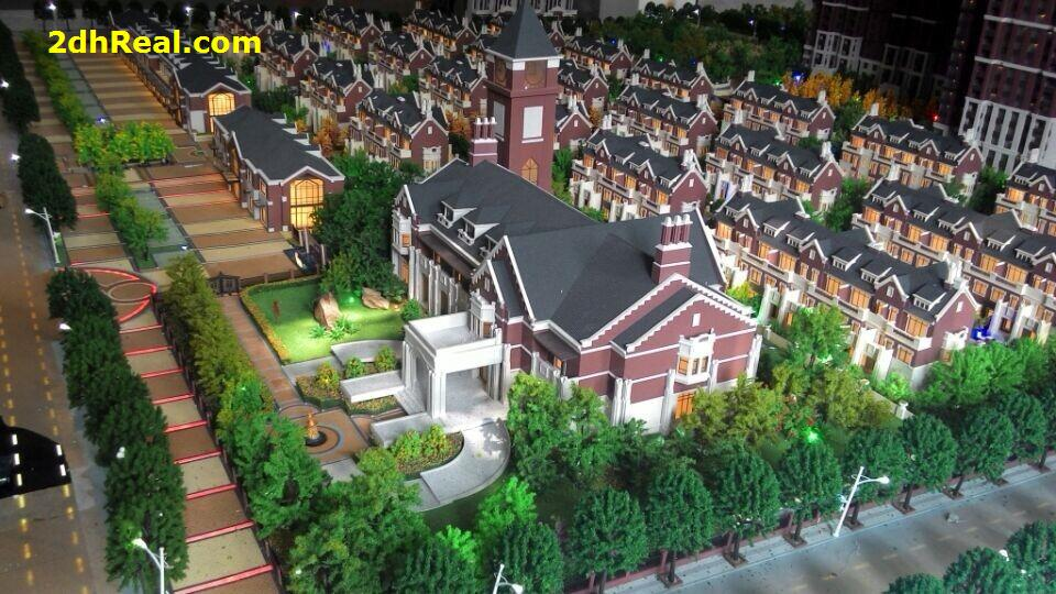 Bán dự án khu nhà ở tại phường Long Bình, Quận 9, TP HCM