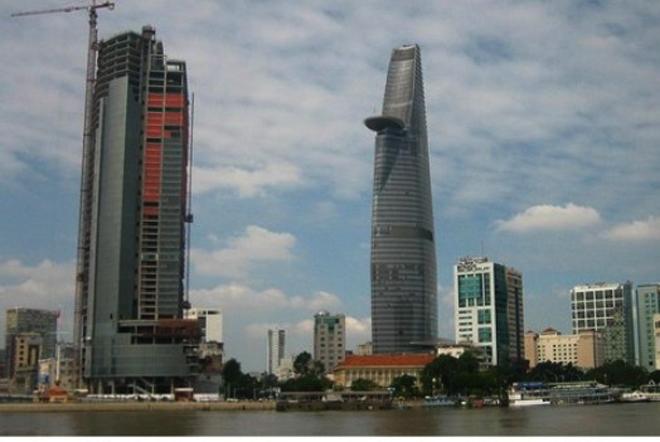 Bán dự án Số 1 Hàm Nghi  Phường Nguyễn Thái Học Quận 1 Saigon One Tower
