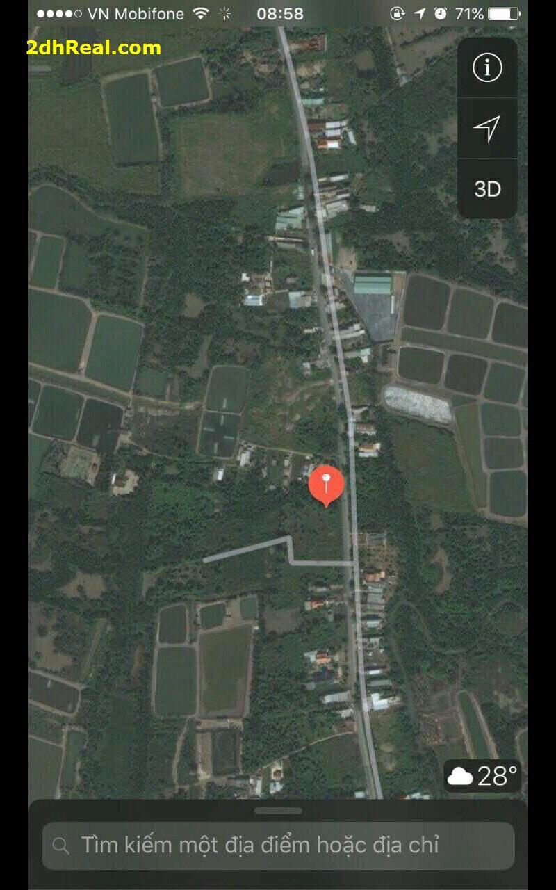 Chuyển nhượng đất Nhà Bè, DT: 5,2 ha, Giá bán: 5.2 tỉ