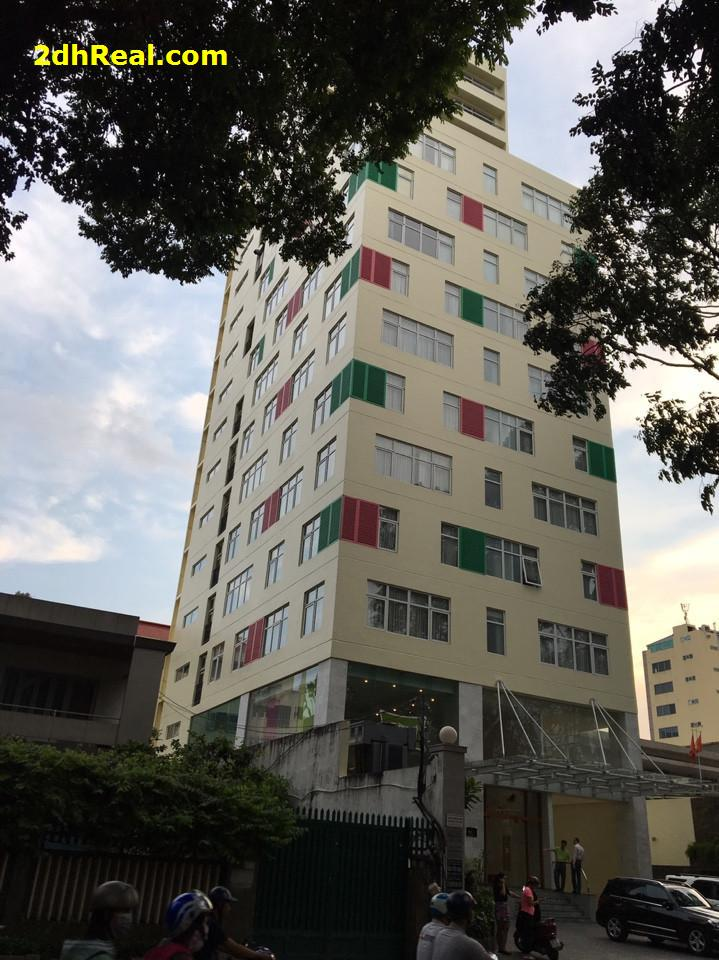 Bán khách sạn 157 Pasteur phường 6 quận 3 tp Hồ Chí Minh