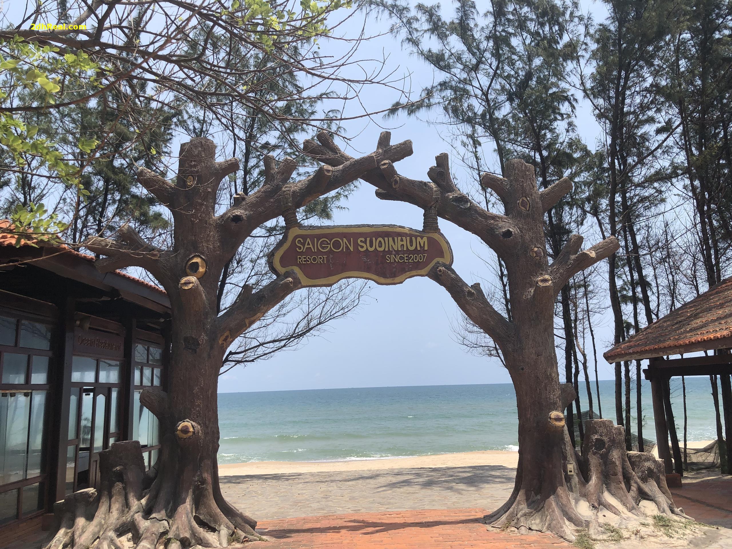 Bán Resort SÀI GÒN-SUỐI NHAM huyện Hàm Thuận Nam tỉnh Bình Thuận