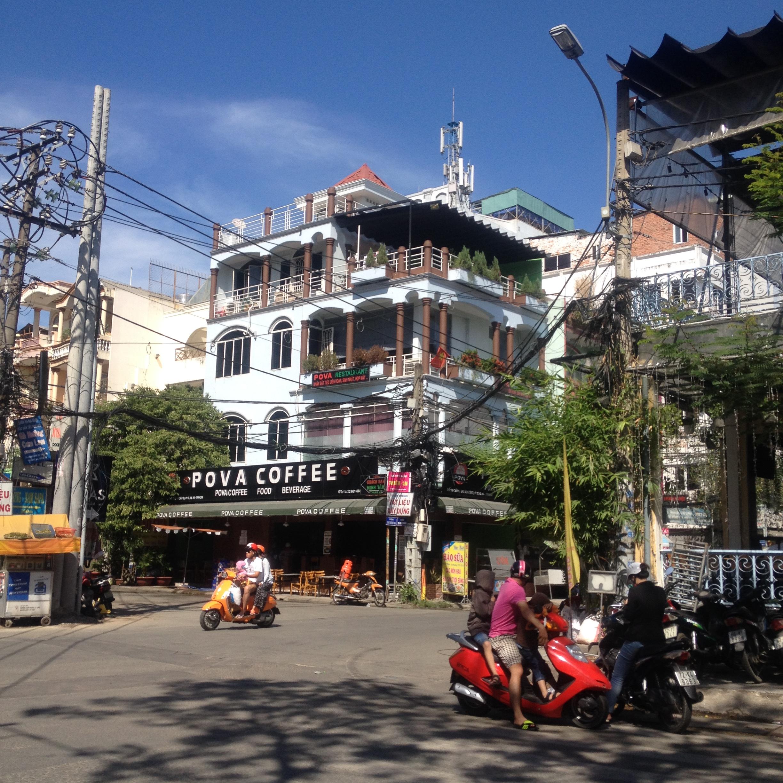 Bán biệt thự 2 mặt tiền 68 Trần Quốc Thảo và 173 Võ Thị Sáu phường 7 quận 3