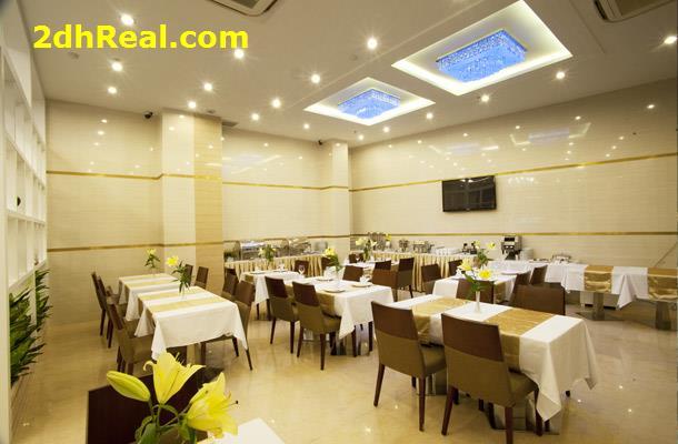 Cho thuê khách sạn Signatura Sài Gòn 65 Nguyễn Thái Bình quận 1