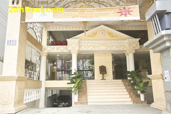 Bán Khách Sạn 80 phòng, 145 Lê Thị Riêng, phường Bến Thành, quận 1 Gía : 285 tỷ