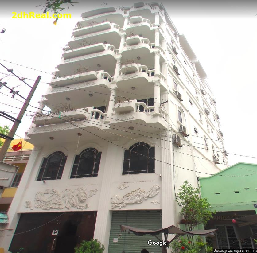 Bán Khách Sạn 56 phòng, 13-15 Nguyễn Thị Huỳnh, phường 8, quận Phú Nhuận . Gía : 61 tỷ