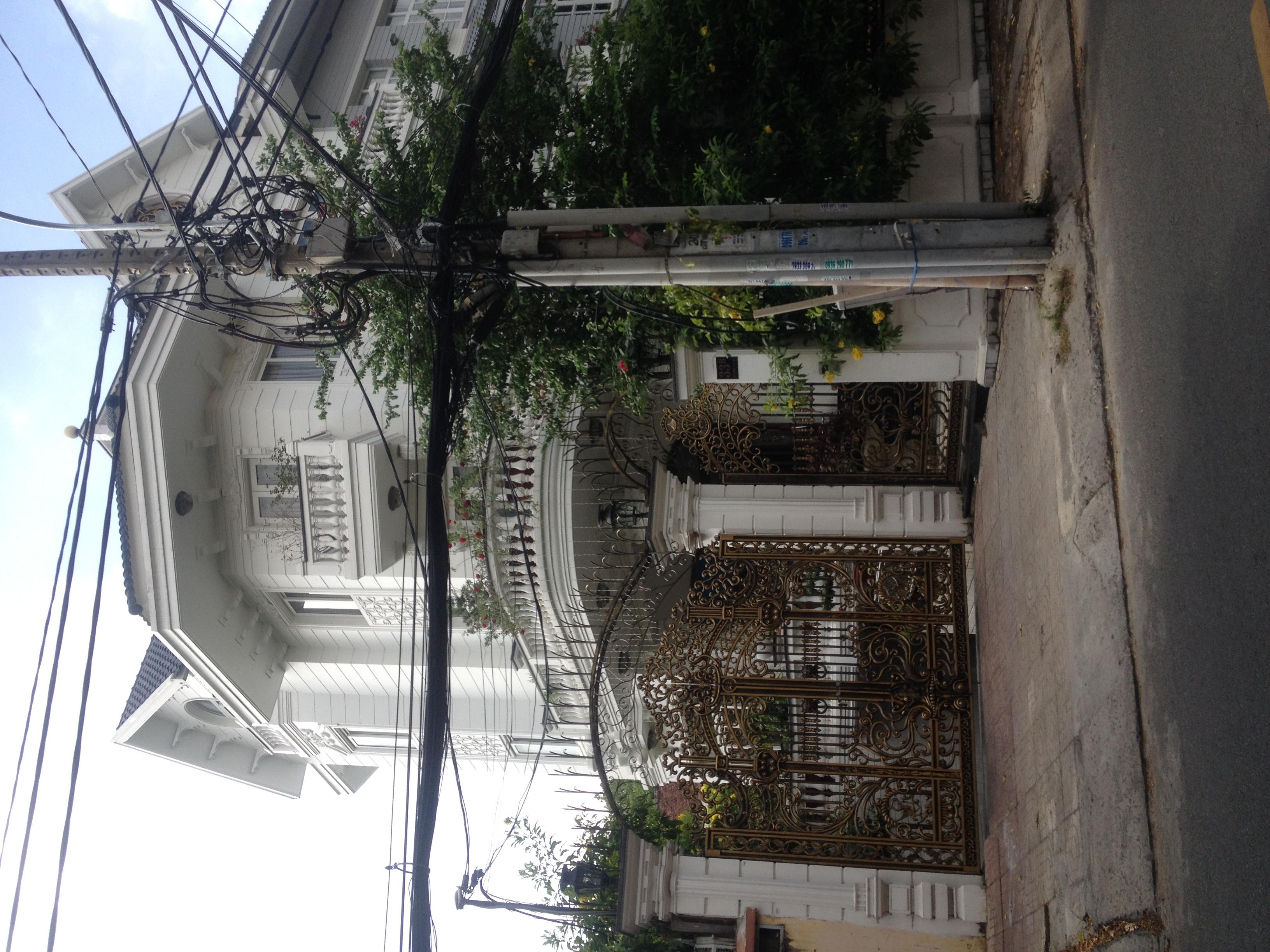 Chuyên bán biệt thư hẻm đường Hai Bà Trưng gần Hồ Con Rùa giá 53.9 tỷ