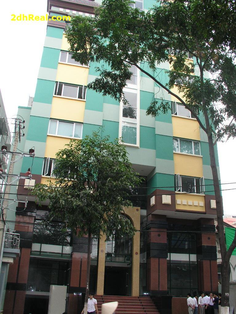 Bán Cao Ốc 70 Phạm Ngọc Thạch, phường 6, quận 3