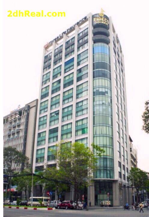 Cao Ốc  Số 81-83-83B-85 Hàm Nghi, phường Nguyễn Thái Bình, quận 1, Tp.HCM