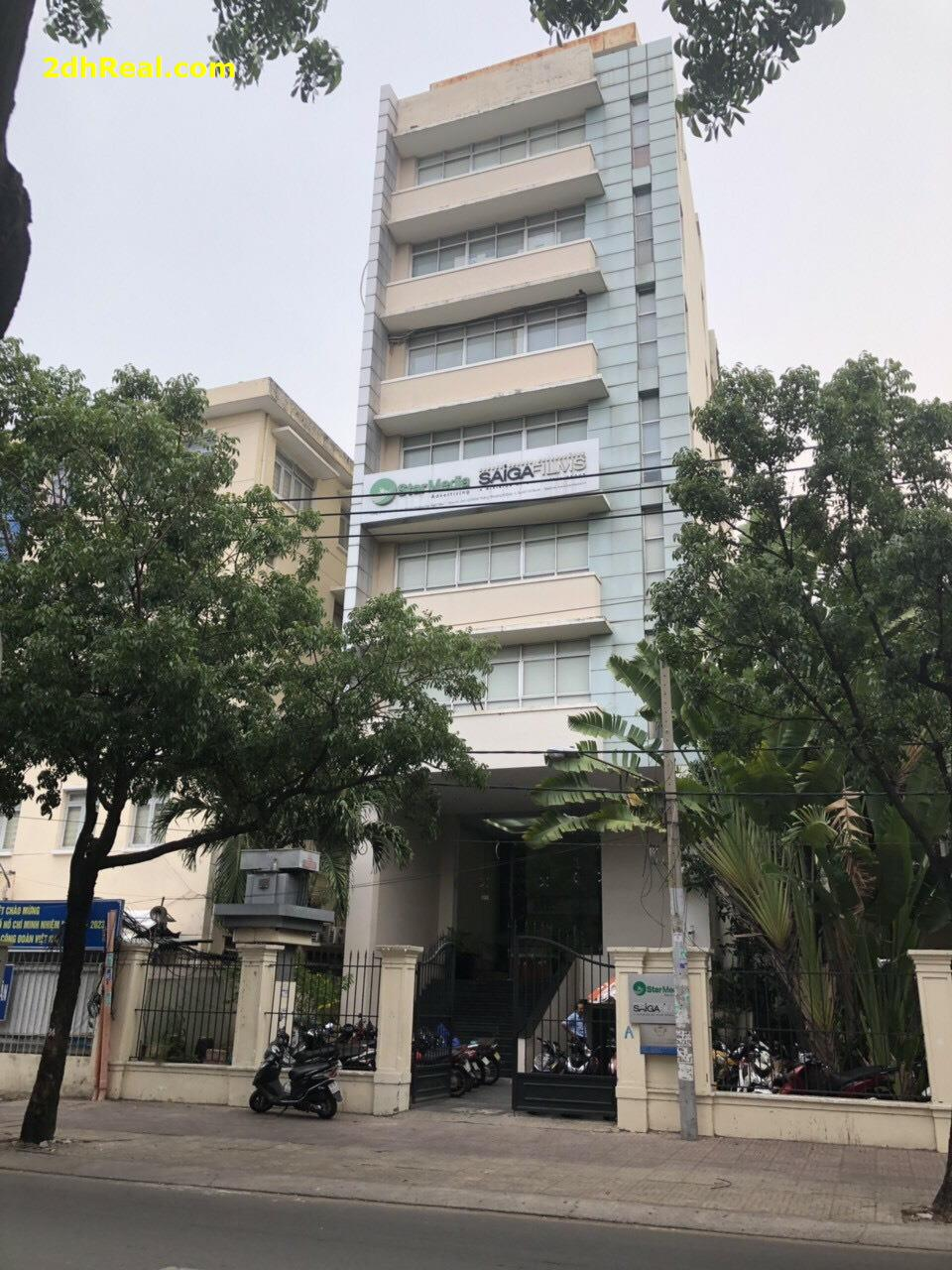 Bán Cao Ốc 202A Lý Chính Thắng , phường 7, Quận 3
