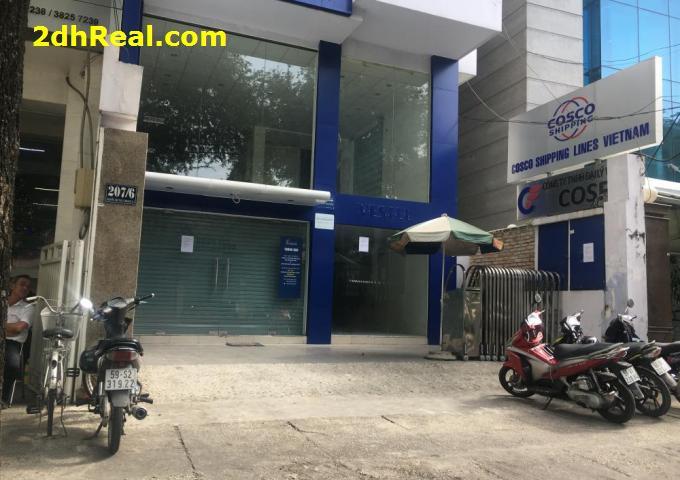 Bán Cao Ốc Mặt Tiền Nguyễn Văn Thủ, phường Đa Kao, quận 1.