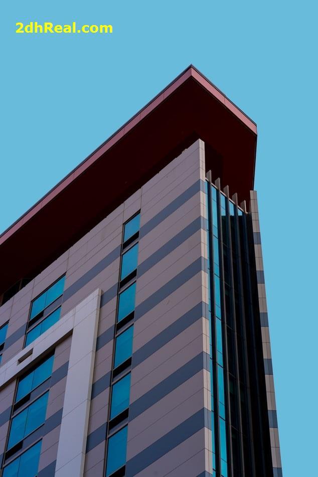 Cho thuê cao ốc hiện đại mặt tiền 53-55-57 Phó Đức Chính, phường Nguyễn Thái Bình, Quận 1, HCM. DT 12m x 40m, 2 hầm 9 tầng