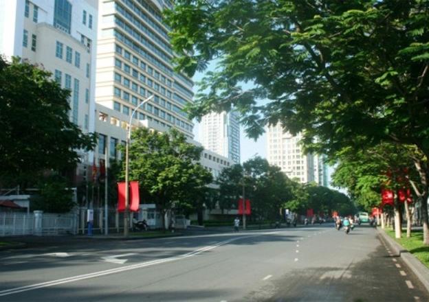 Khu đất dự án 31 Lê Duẩn phường Bến Nghé quận 1 diện tích 4000m2