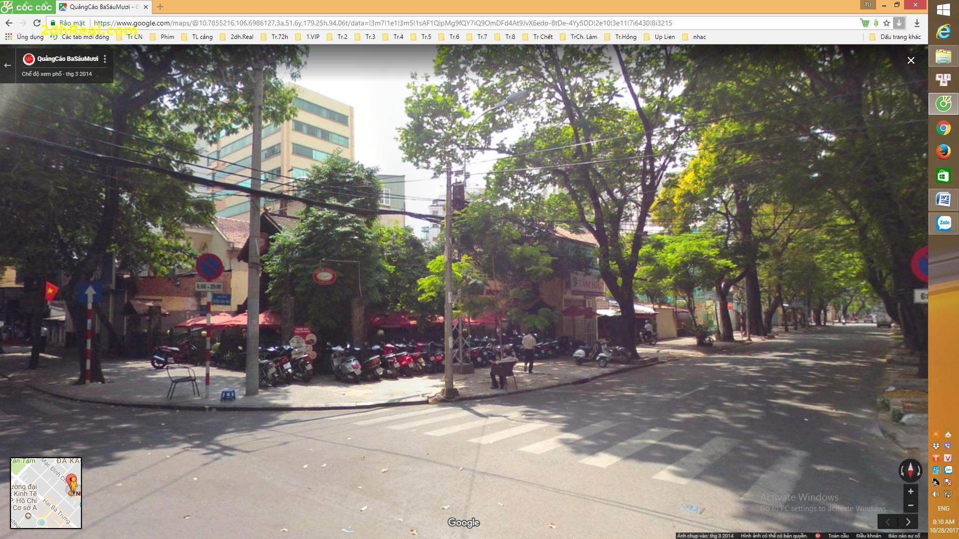 Bán biệt thự 1B Trần Cao Vân phường Đakao quận 1 giá 80 tỷ
