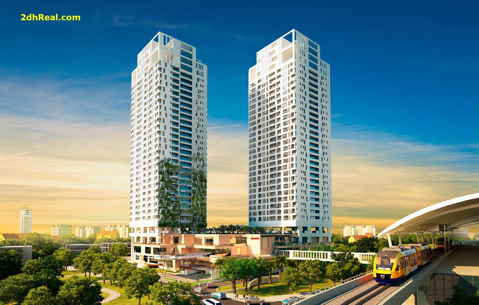 Bán dự án chung cư 8.277,8m2 số 2 Trần Não, phường Bình An, quận 2, Tp.HCM