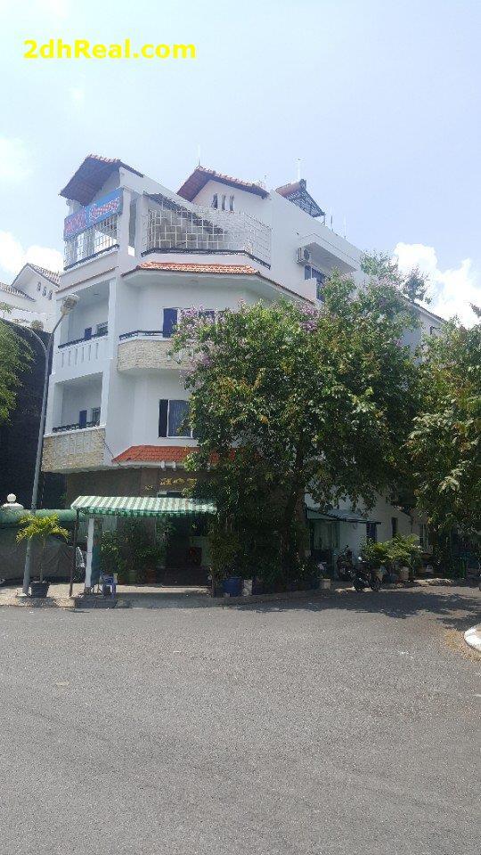 Bán khách sạn 1 sao , khu dân cư ven sông Tân Phong Q7