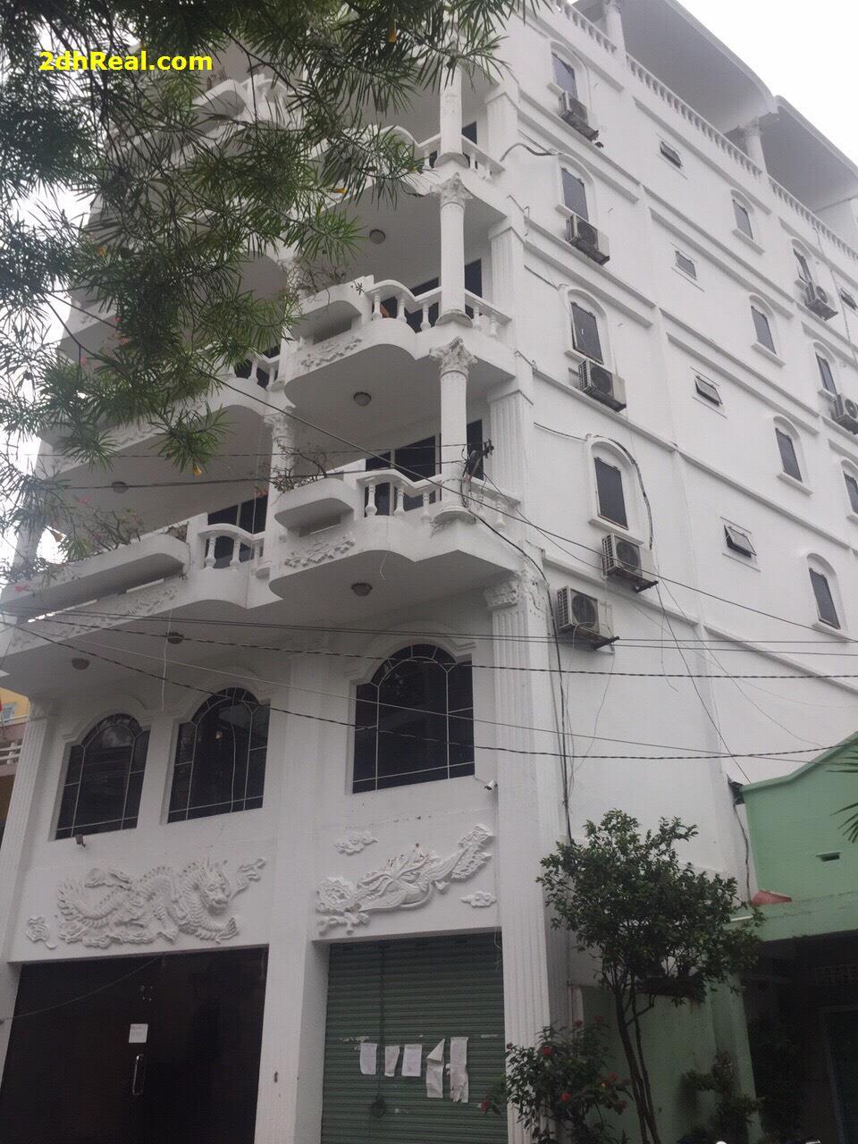 Bán Khách Sạn 56 phòng, 13-15 Nguyễn Thị Huỳnh, phường 8, quận Phú Nhuận Gía : 61 tỷ